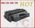 Black Toner Cartridges Canon CRG-120/ 320/ 720 New build With chip