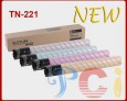 Copier Kits for Konica Minolta TN221 New build with chip